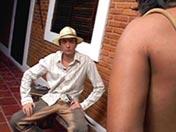 Un planteur gay sodomise son esclave