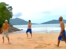 Ca se prend les fesses à la plage