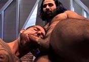 sexe Femmes musclées