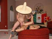 Marisol se fait ouvrir le fion par un gringo