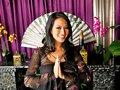 Massage asiatique avec fin joyeuse