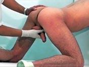 Revision du cul chez le docteur