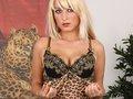 Faye fait sa chaudasse en mode léopard