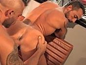Séance bronzette quéquette