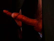 Grosse bite black pour son petit cul
