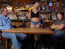Alexis Texas on the road gets pounded for fun
