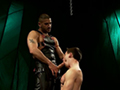 Little submissive gay whore gets buggered well hard