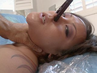 Fetish and anal dilatation for Jandi Lin