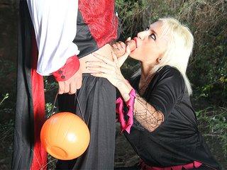 Gina la strega si fa Scary Movie