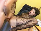 Una jodida secretaria  video sexo