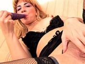 Martina, una donna matura che ama l'anale
