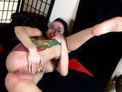 Mistress Lamia squirts like a  submissive
