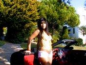 Julia la Boliviana hiper bonachona