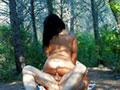 Lee Tomahawk se fait sodo dans les bois