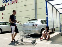 La pute de supermarché