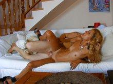 1er video porno de Crazy Lynn