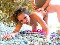 porno video Tania baise entre deux rochers sexe gratuit