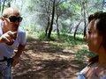 Mr VTT déboite une Joggeuse en pleine forêt