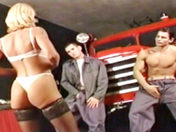 A slut visits the fire fighters adult video
