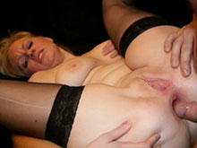 Lavandra est bien détendue du cul