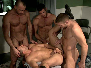 Gay anatomie