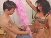 ¡Titoff enculando a tope a una Transexual en celo !!!  video porno