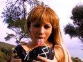 Giuliana la blondasse des bois qu'on encule