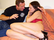 Pascal Saint James baise la petite Kate