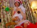 La Mère Noël se tape le Père Noël et son renne