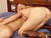 Carla Bandera fa eccitare Terry tutto duro