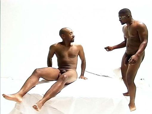 Black � grosse bite r�ve de porno gay
