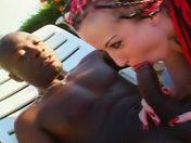 ¡Joachim Kessef penetrando el ano de Akira la Gótica ! sexo video