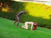 Joachim Kessef scopa l'ano di Akira la Gotica ! video porno