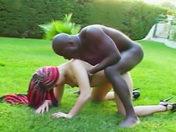 Joachim Kessef défonce l'anus d'Akira la Gothique !