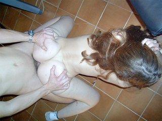 Crystal estudia el sexo amateur