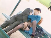French amateurs: Swinging exhibitionists adult video
