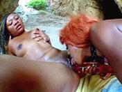 Black sodomite et sa copine cherche plan cul