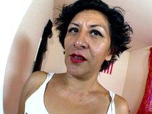 Linda Porn la vielle latina qui d�bute dans le porn
