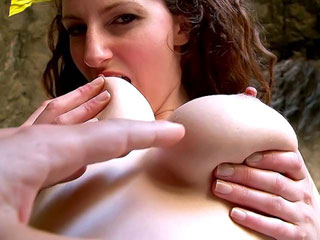 Sabrina Deep takes it deep in the pussy