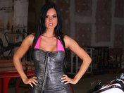 Film Sex gratuit Astrid la stripteaseuse � la moto