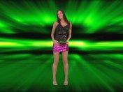 Sex Film Kristina's disco striptease