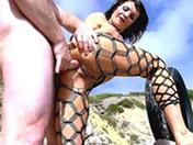 Porno collants