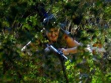 Terry le chasseur, chasse la cramouille de Jenny Hard