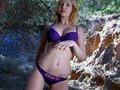 porno video Cristal la blonde fatale débutante qu'on culbute dans les bois sexe gratuit