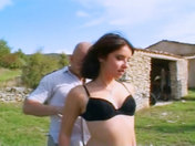HPG and Tiffany Hopkins in Larzac! sex video
