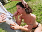 HPG and Tiffany Hopkins in Larzac! xxx videos