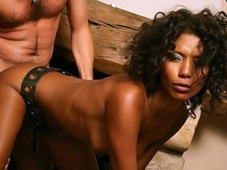 Priska gets fucked by Phil in every hole