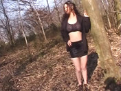 Morgane wildly screwed in the forest xxx videos