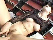 A double masturbation porn video