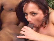 Cia loves swallowing big cocks!!! porn video
